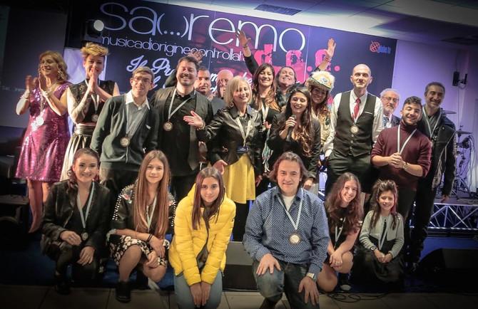 Concerto Sanremo doc cantanti Voci d'Oro Marystar