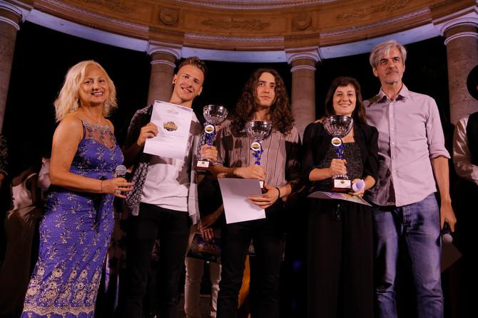 I primi tre cantautori giovani del 22° Festival Voci d'Oro 2019