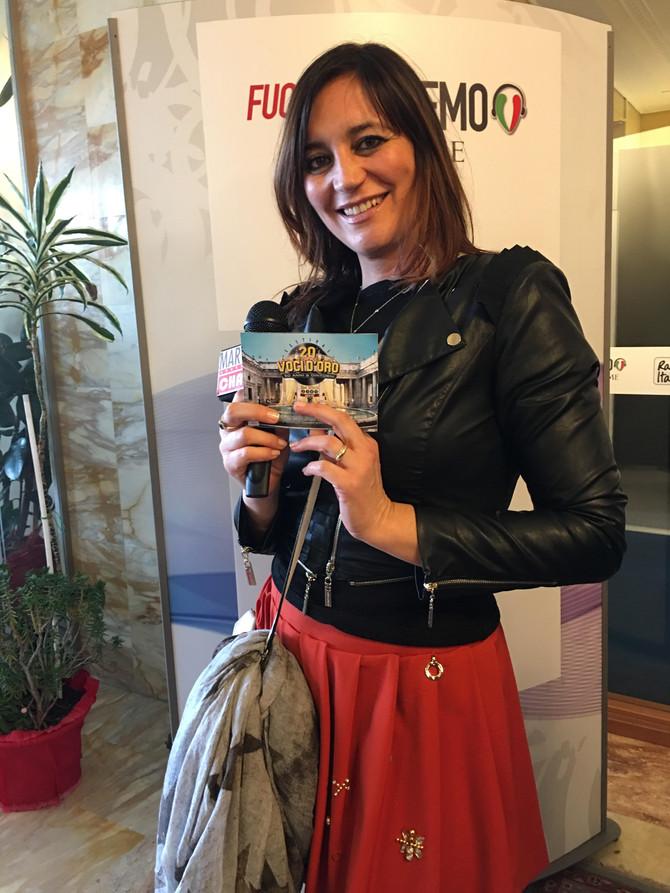 Interviste ai Vip del 67° Festival di Sanremo