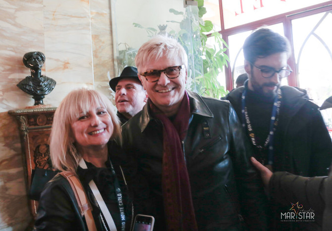 "Ron con Marystar a  ""Il Nostro Sanremo 2018"""