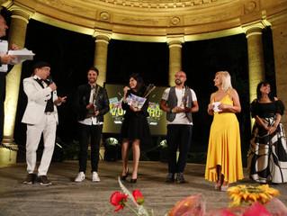 I primi tre cantautori giovani del 23° festival voci d'Oro 2020