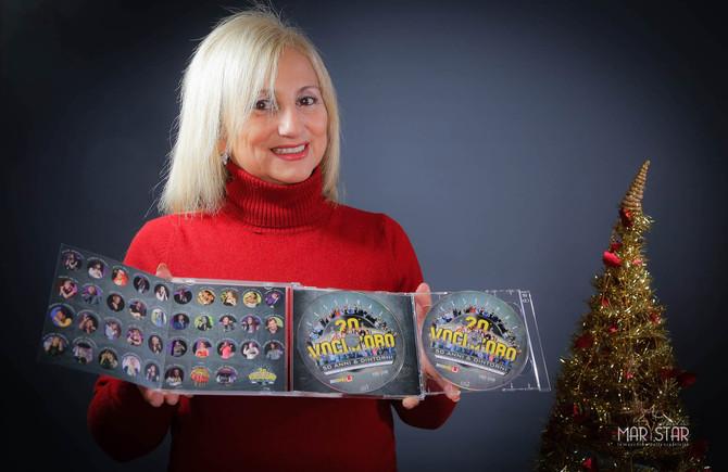 Cd Compilation 2017 Voci d'oro uscito il 16 dicembre.