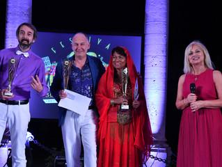 I primi tre senior cantautori del 23° Festival Voci d'Oro 2020
