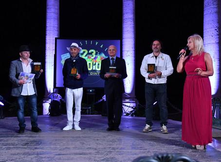 """Premi speciali 23° Festival Voci d'Oro 50anni & dintorni"""""""