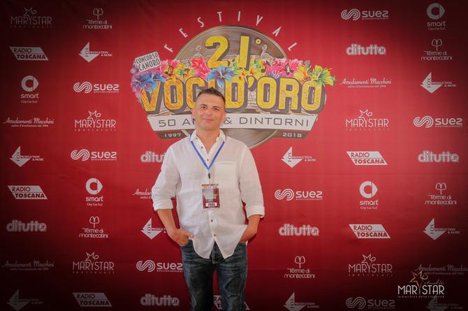 I senior del 21° Festival Voci d'oro 2018