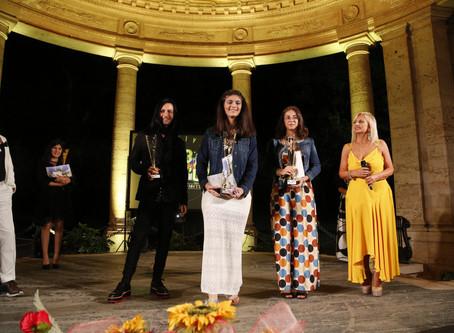 I primi tre interpreti giovani 23° Festival Voci d'oro 2020