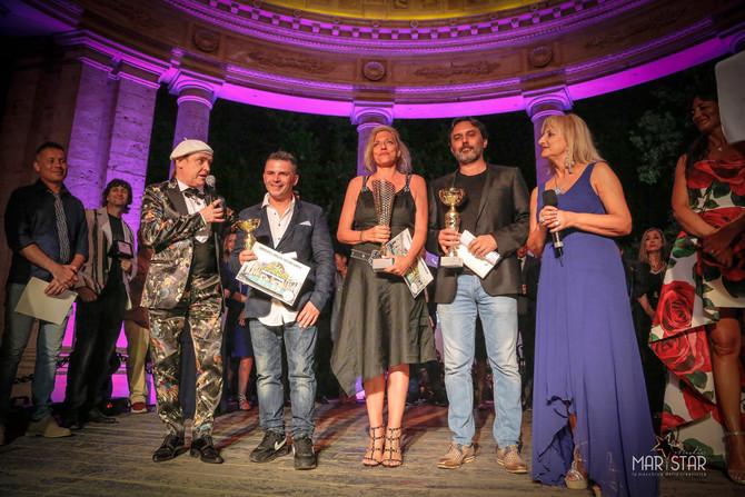 Sabina Cersosimo di Roma vince 21° Festival Voci d'oro categoria senior 2018.