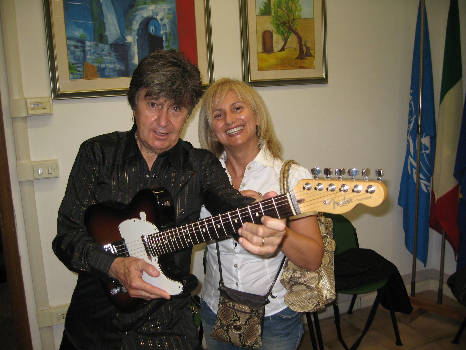 Bobby Solo e Marystar