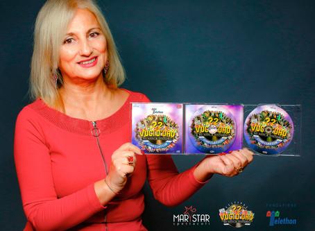 Ecco il CD Compilation Voci d'oro 2019