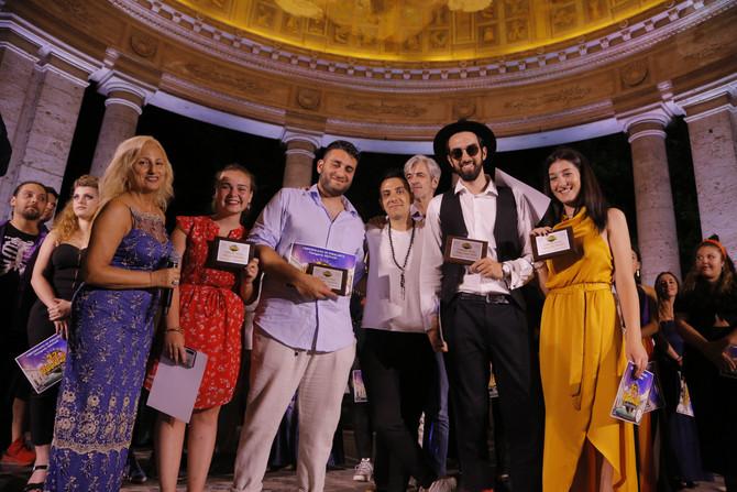 I Premi speciali per i giovani del 22° Festival Voci d'Oro 2019