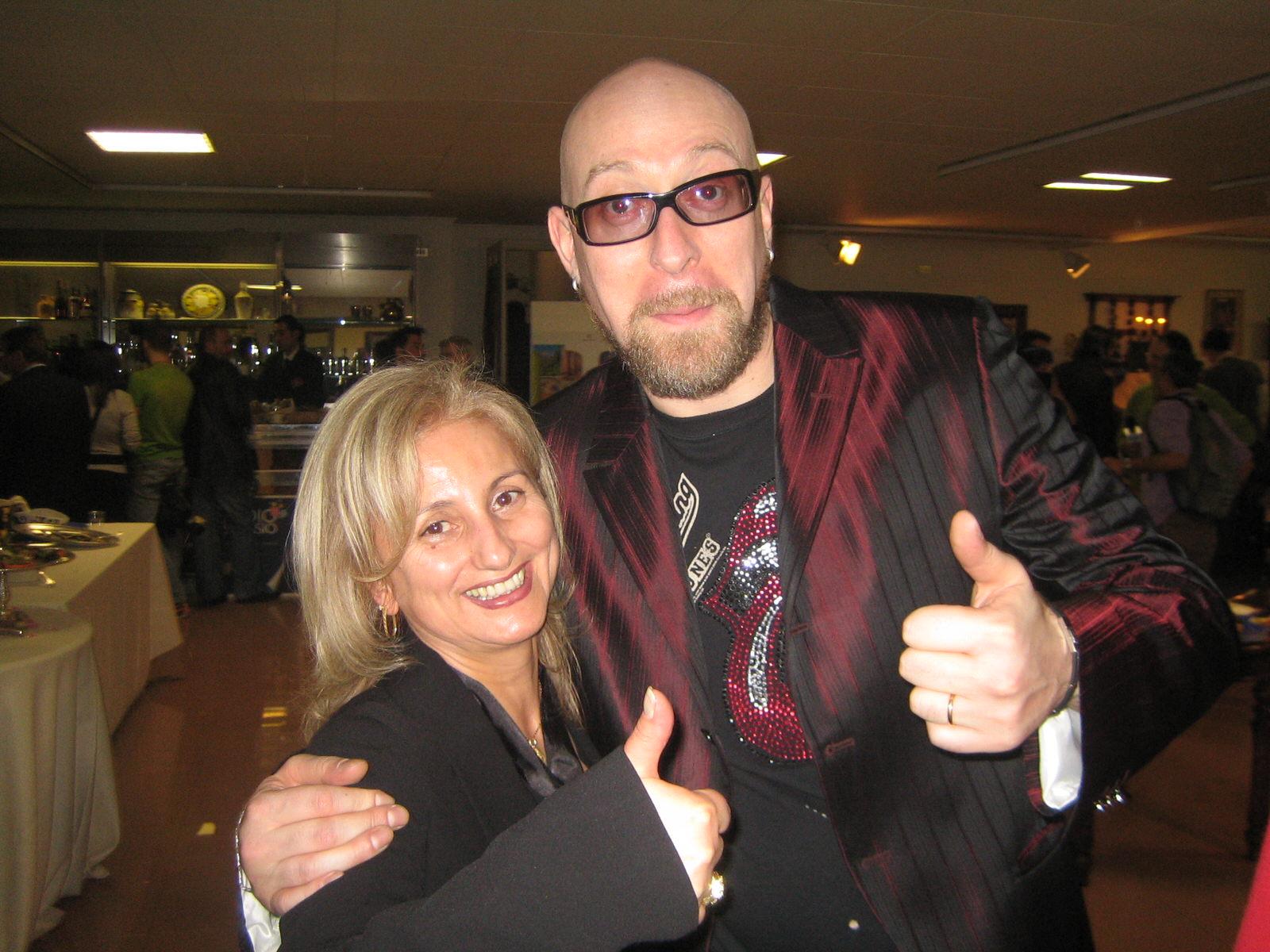 marystar e Mario Biondi
