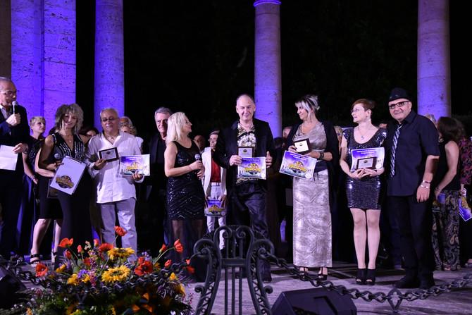 I Premi Speciali senior 22° Festival voci d'oro.