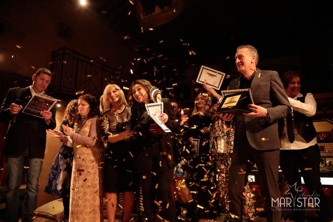 Grande Successo 7 Premio La Maschera d'Oro 2019 Marystar