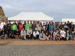 Reserva Mundial de Surf recebe o Campeonato Nacional de Bodysurf