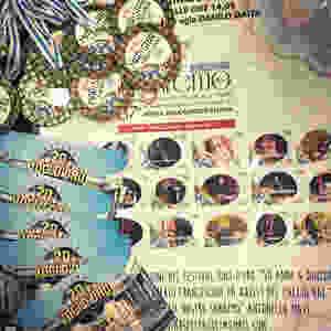 Locandine, cartoline 20° Festival e Premi medaglie