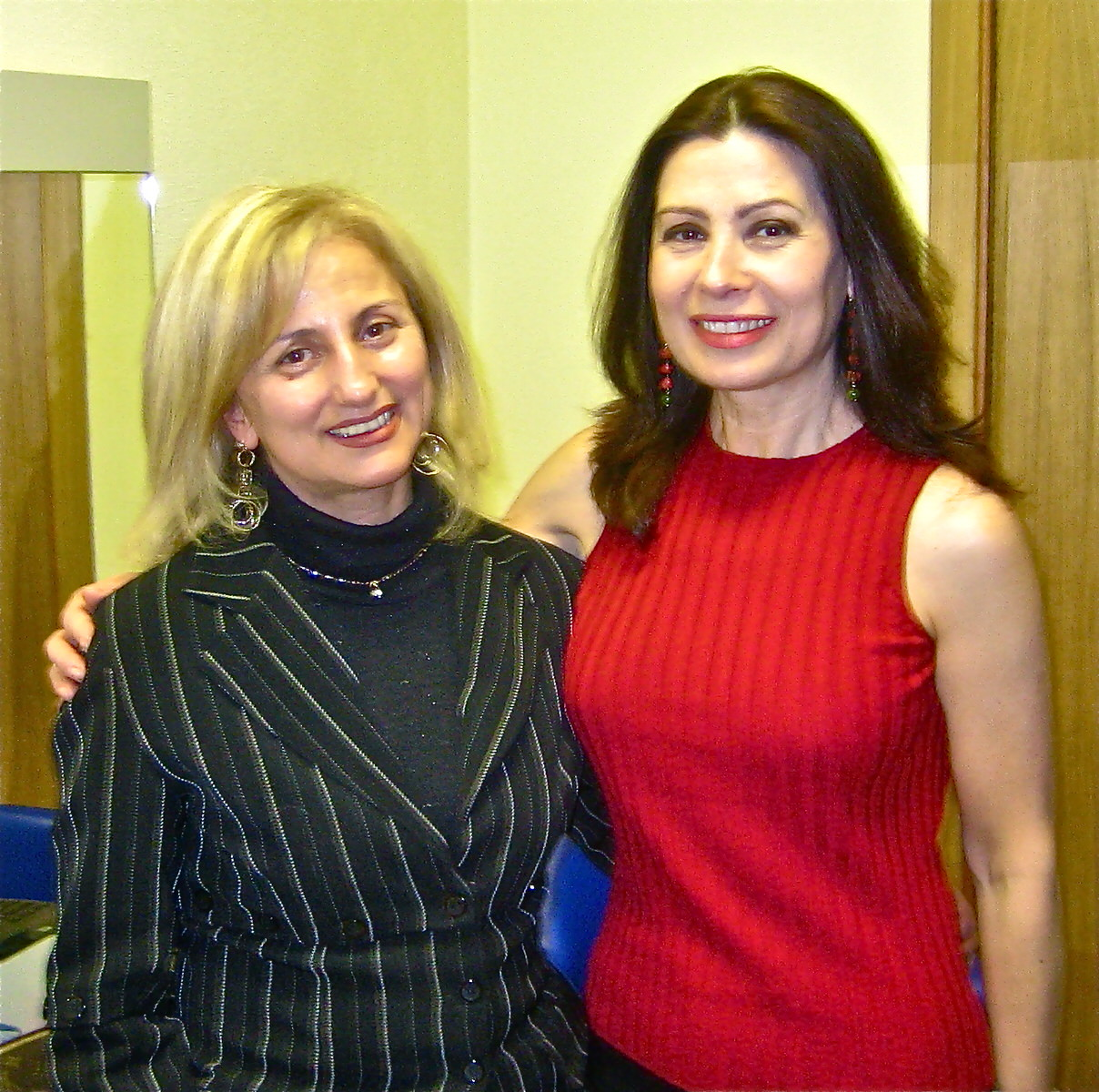 marystar e Rosanna Fratello