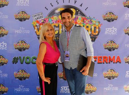 il 23° Festival Voci d'Oro diventa una Trasmissione Televisiva da oggi su TVL-Telelibera