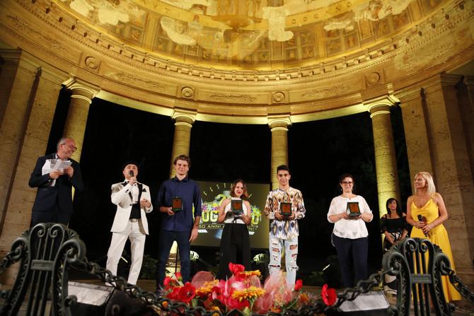 I Premi speciali dei giovani 23° Festival Voci d'Oro 2020