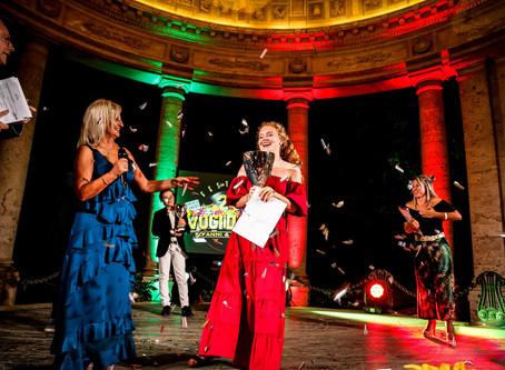 Claudia Sacco la vincitrice Junior del 23° Festival Voci d'Oro 2020