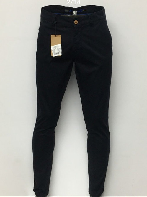PANTALON CHINO ref: 10435 DARK NAVY