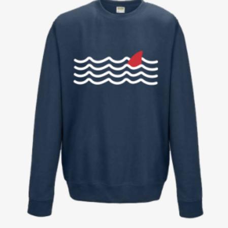 SWEAT col rond ref: SHARK