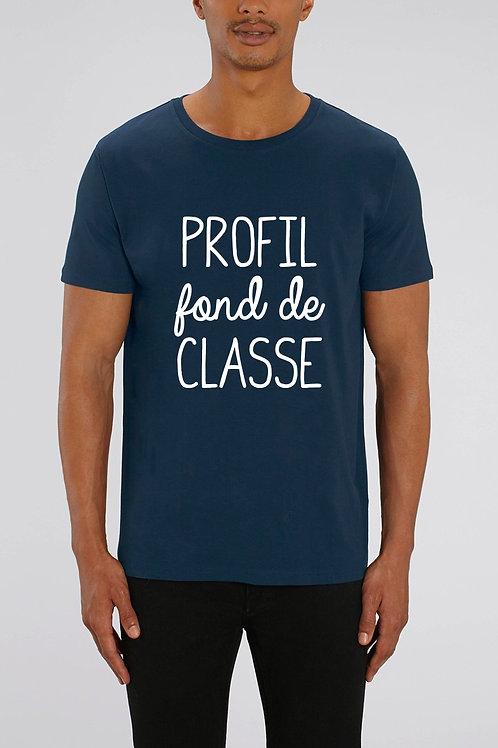 """TEE SHIRT ref: """"FOND DE CLASSE"""""""