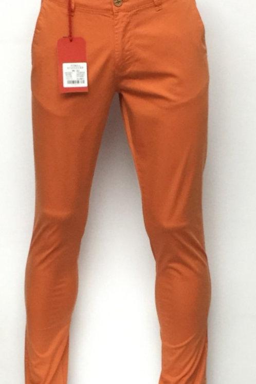 PANTALON CHINO ref: 10436 orange