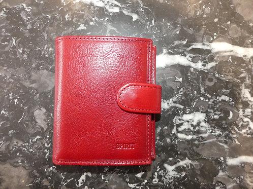 Porte cartes / monnaie ref: ROUGE