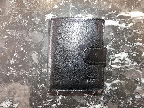 Porte cartes / monnaie ref: NOIR