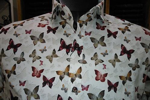 Chemise papillon ref: Y-6001-6