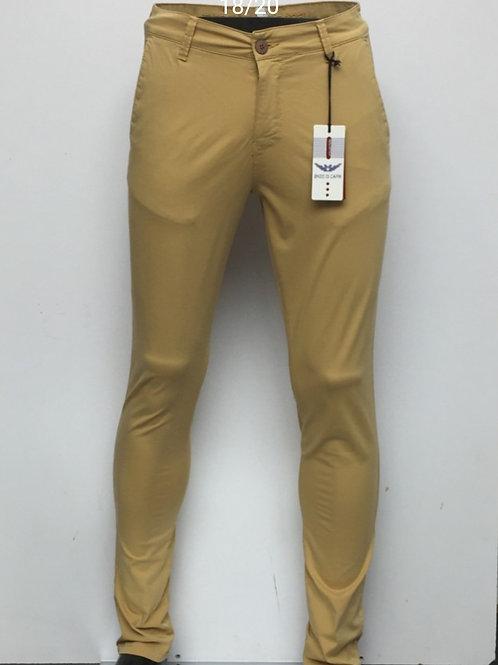 PANTALON CHINO ref: 10436 SABLE