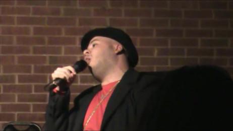Comedian Colton Cole and John Osborne Ma