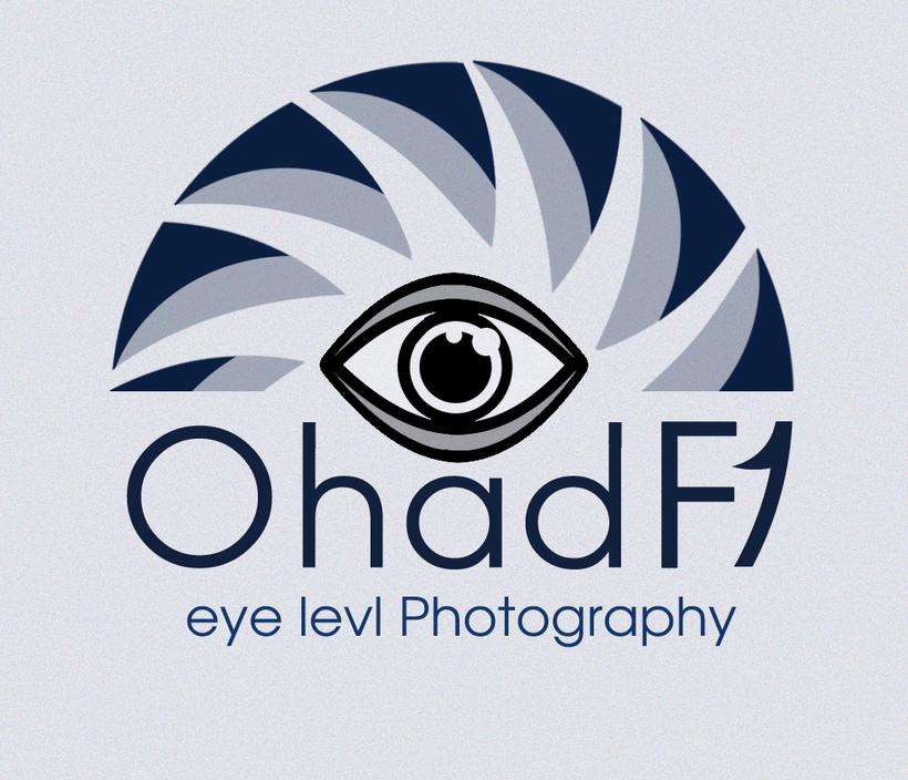 OhadF1 Logo