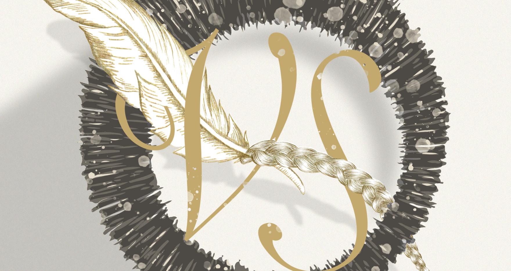 Vered Braids Logo