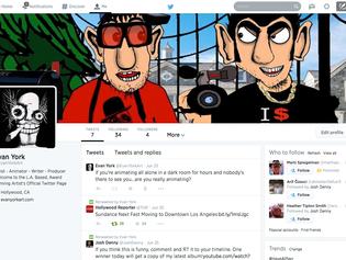 Follow YORK on Twitter!