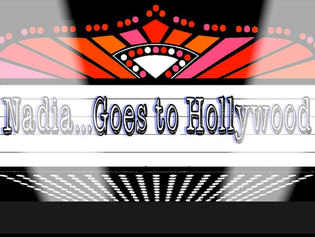 """YORK'S Animation featured in """"Nadia...Goes to Hollywood""""!  Watch Tomorrow Night!"""