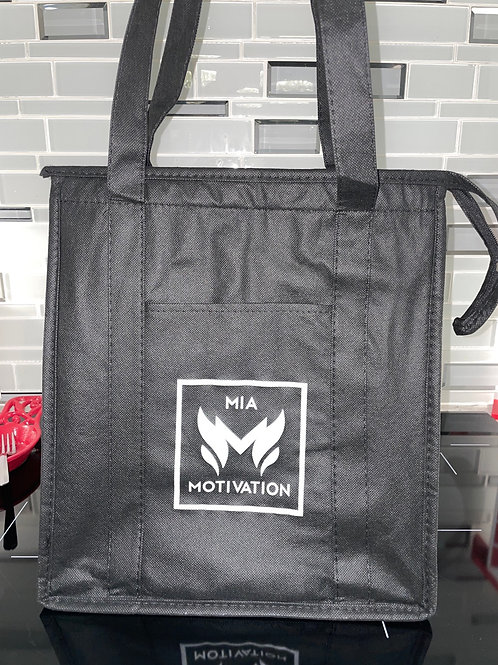 Mia Motivation Meal Prep Bags