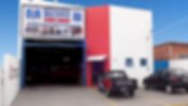 Fachada - Fábrica de Móveis RONI