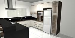 Projeto - Cozinha