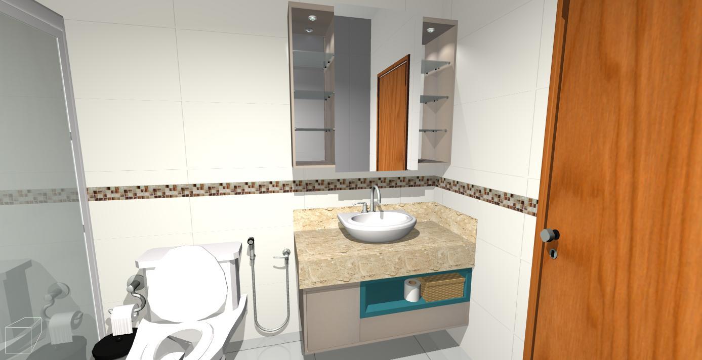 Projeto - Banheiro