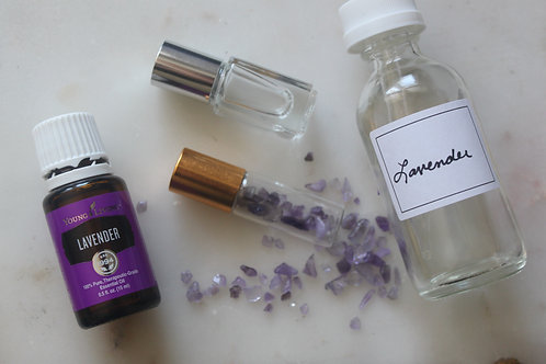 copy of Lavender + Amethyst Aromatic Favor