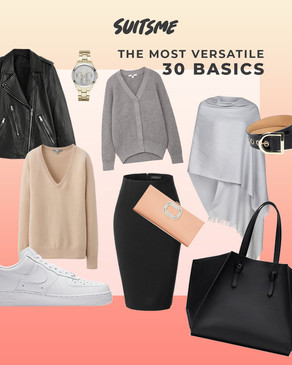 30 Clothes You Need
