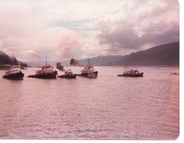 1970 Tug Boat Races