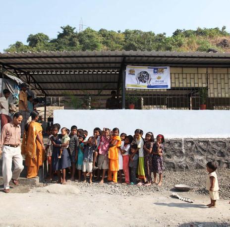 Tata Press Classroom Opening, Mumbai