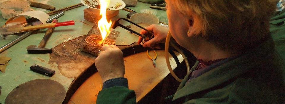 Metalsmith Workshop in Prizren, Kosovo