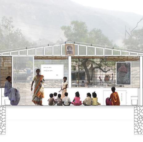 Baban Seth Classroom Section, Mumbai