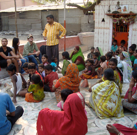 Baban Seth Community Meeting, Mumbai