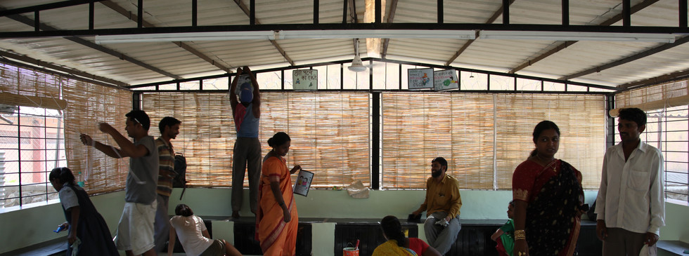 Baban Seth Interior Classroom, Mumbai