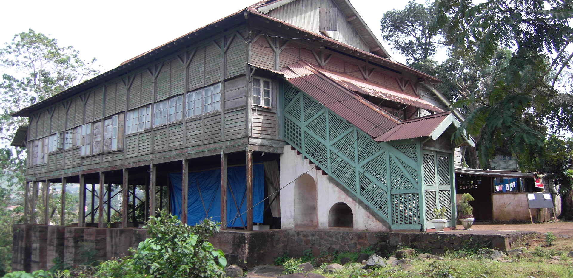 Hill Station House