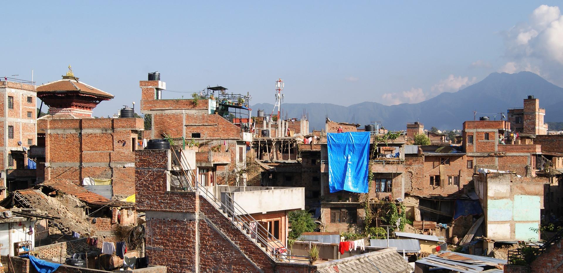 Bungamati Camp, Kathmandu, Nepal